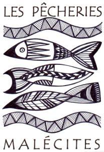 Logo Pêcheries Malécites